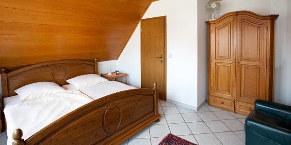 Zimmer in der Pension Grillstübchen Althof