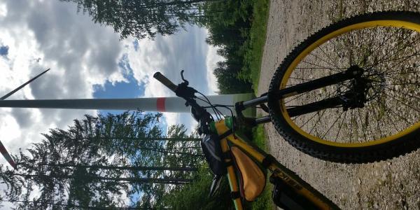 Unterlichtenberg Windrad