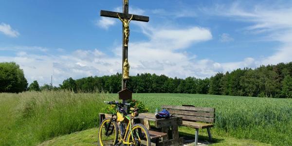 Kreuz bei Högerlsee