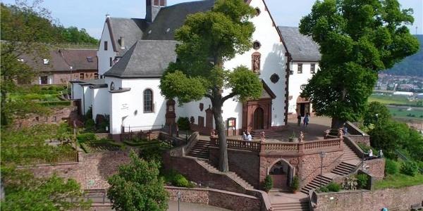 Kloster Engelberg in Großheubach