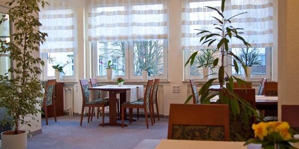 Frühstücksraum Gästehaus Havergoh