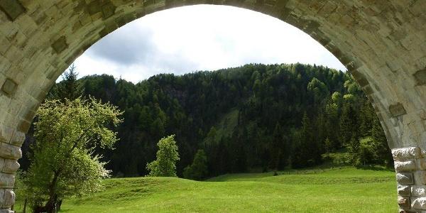 Aquädukt Hopfgarten bei Karin´s Stub´n