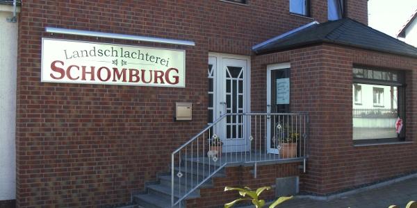 Landschlachterei Schomburg in Ottenstein
