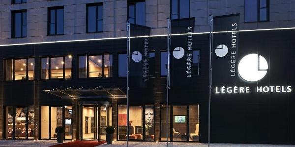 LÉGÈRE HOTEL Bielefeld: Außenansicht