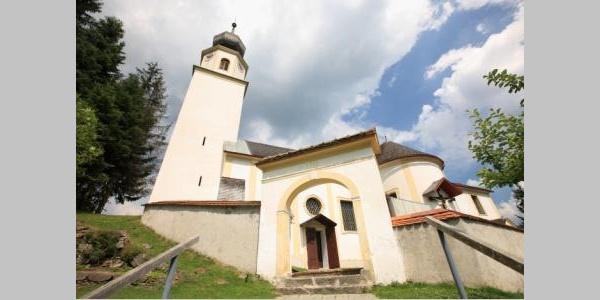 Christmettenkirche von St. Kathrein am Hauenstein