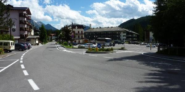 Giro Madonna di Campiglio - Sentiero dell'Orso - Cascate di Vallesinella.