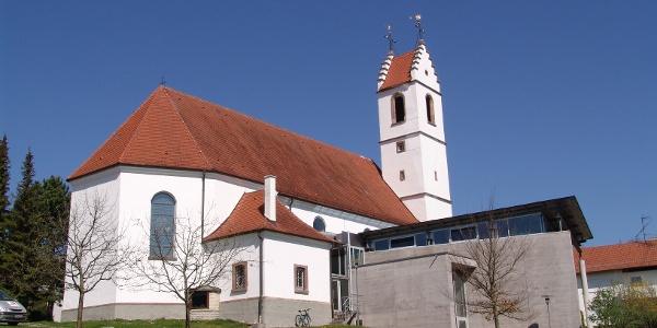 Pfarrkirche St. Jakobus Herrenzimmern