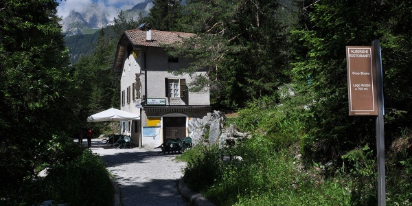 Giro del Lago di Tovel.