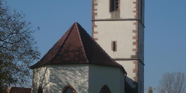 Peterskirche Blansingen