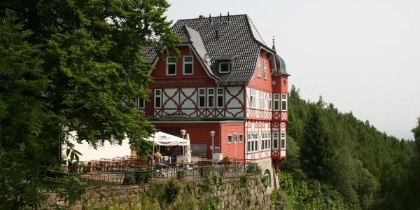 Steinerne Renne, Gasthaus