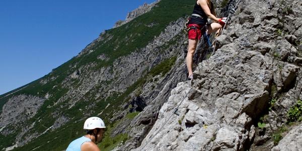 Klettergarten Brandnertal