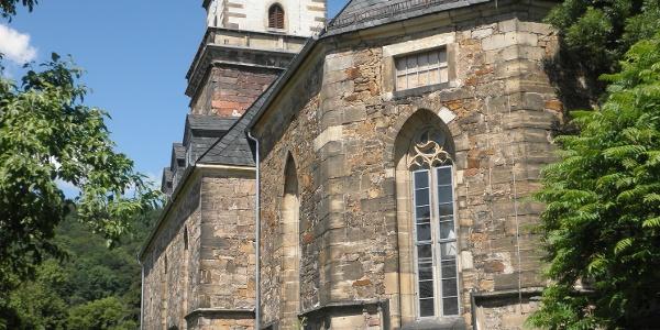 St. Georg Kirche - Seebergen