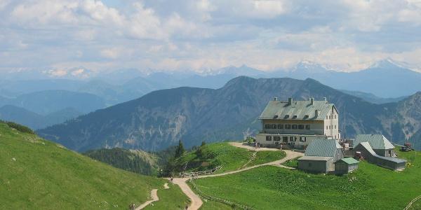 Das Rotwandhaus.
