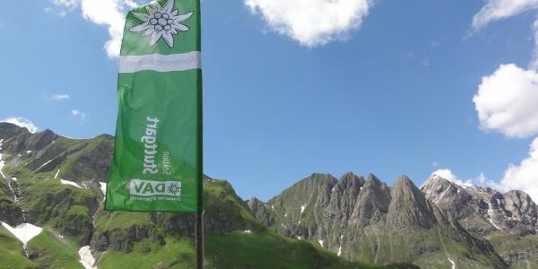 Flagge der Simmshütte
