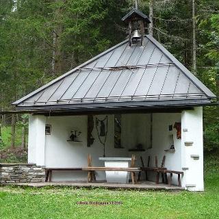 Kapelle in den Herbstenmähdern