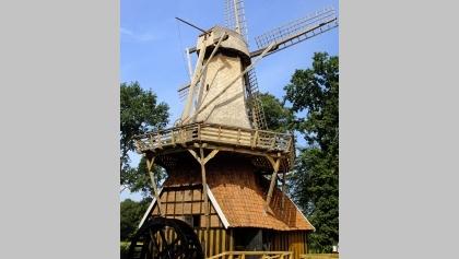 Hüvener Mühle.