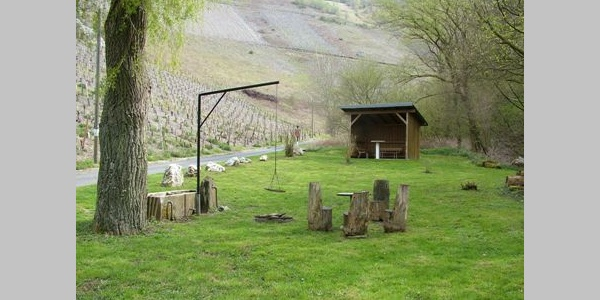 Grillplatz am Rondelbach