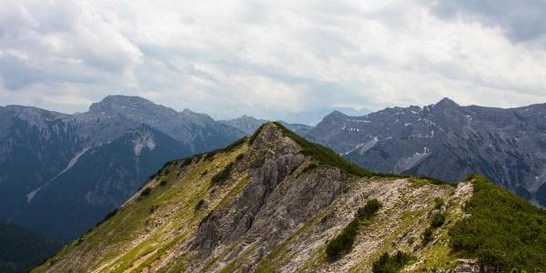 Bergtour - Weitalpspitz, Gipfel