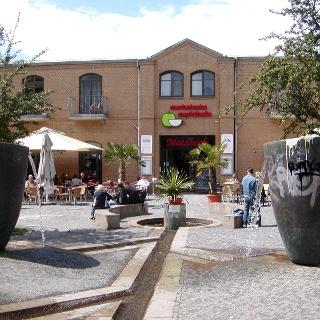 Markthalle Marheinekeplatz