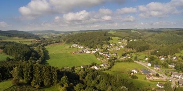 Panoramablick Schönberg