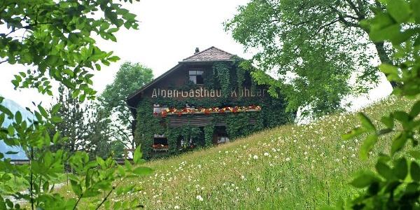 Alpine restaurant Kühberg