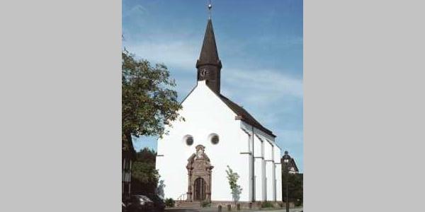 Kirche in Blankenau