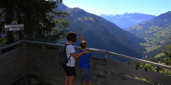 Aussichtspunkt Wildried
