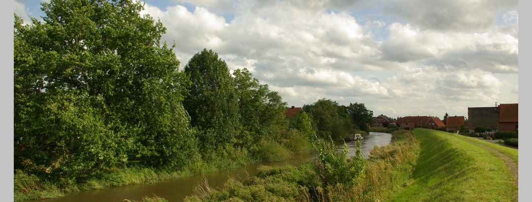 Wandern zwischen Elbe und Weser.