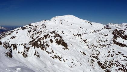 Der gewaltige Mont Buet