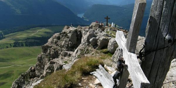 Trekking del Cristo Pensante.