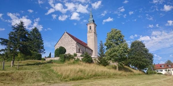 Kirche in Alxing