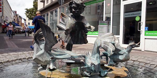 Entenbrunnen