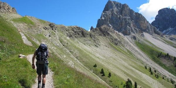 Trekking al Rifugio San Nicolò.