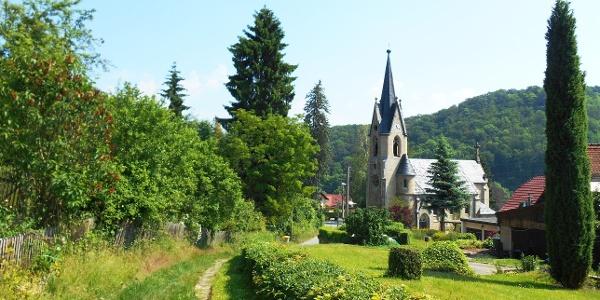Petrus-Johannes-Kirche Tautenburg