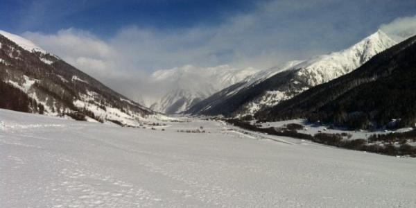Aussicht Oberfäld-Trail