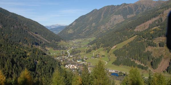 Ortsansicht Donnersbachwald