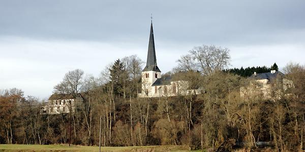 Kapelle bei Wirft