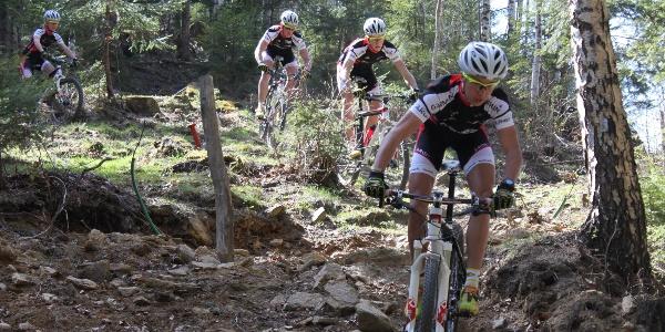 Koralm Mountainbike Tour