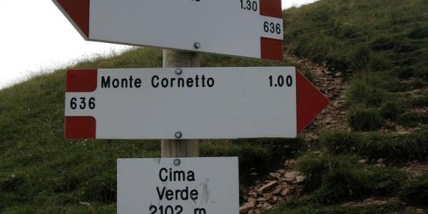 Giro Tre Cime Bondone.