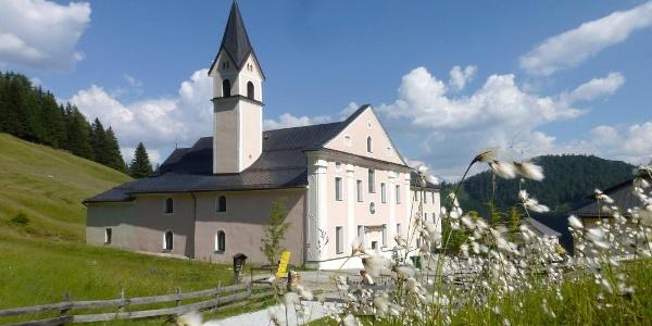 Kloster Maria Waldrast - Höchstgelegenes Kloster Tirols