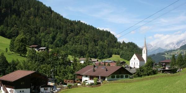Talstation Kristbergbahn