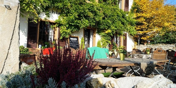 "Landrestaurant Eulenschänke ""Terrasse"""