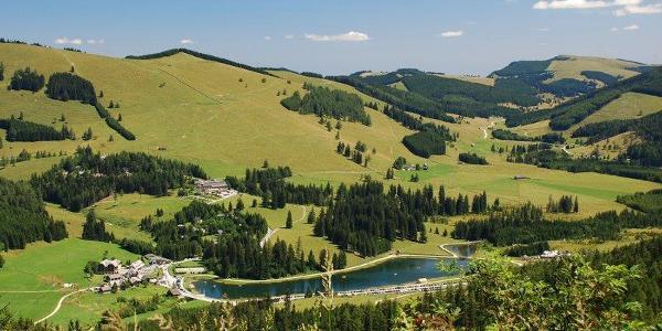 Die Teichalm - Naturpark Almenland