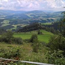 Ausicht Richtung Birkfeld