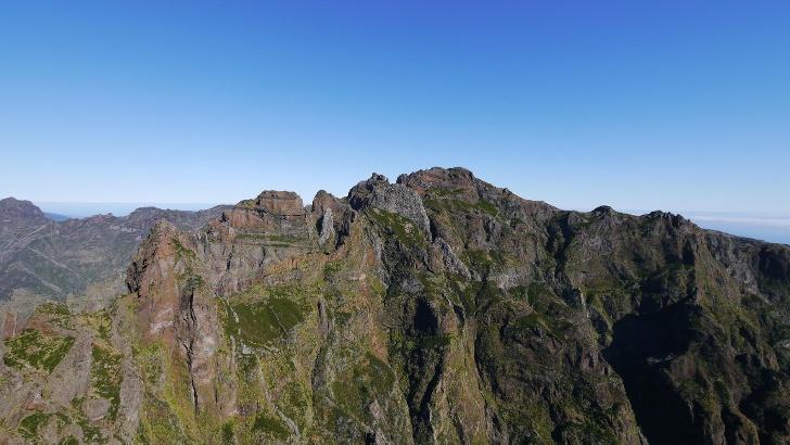 Blick auf den Pico das Torres
