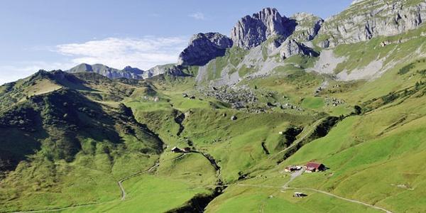 Die Alp Hinter Mättental