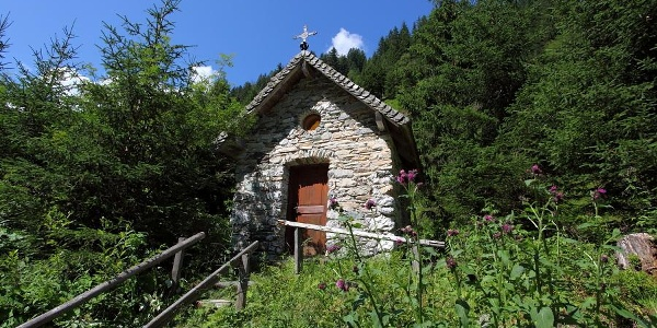 Hubalmkapelle