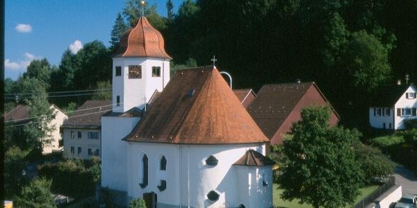 Kirche in Fleinheim