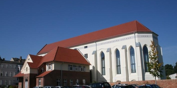 Kulturkirche in Luckau