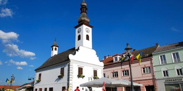 Stadtplatz Gmünd